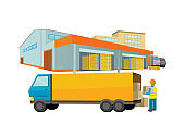 Ddelivery Equipment Warehouse