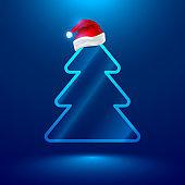 christmas tree technology electronic