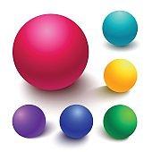 Realistic vector spheres