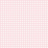 Cute pink gingham pattern