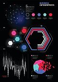 Business Infographic Charts