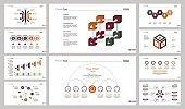 Ten Banking Slide Templates Set