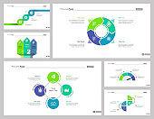 Six Planning Process Slide Template Set