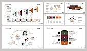 Seven Slide Templates Set