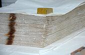 Making Hanji(Korean traditional paper)