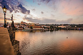 prague town czech republic