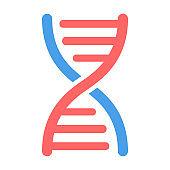 DNA Strand - Vector