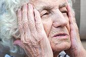 Lonely Senior Women