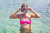 Snorkeling in Croatia