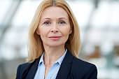 Modern female CEO
