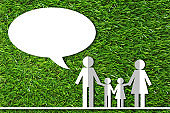 Communication Concept Background