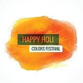 happy holi colors festival