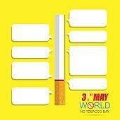 World No tobacco day May 31