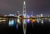 View of Seoul South Korea