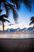 Sunrise Over South Florida