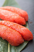 mentaiko, japanese spicy cod roe