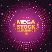 Mega Stock Clearance