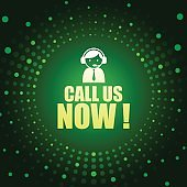 Call us now Information Sign