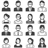 People avatars