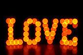 Valentine's day. Love concept
