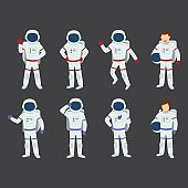 Astronaut Character