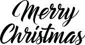 Christmas Hand Lettering