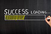 Loading Success on Blackboard