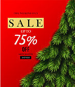 Christmas Sale,vector illustration