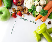 Healthy living list
