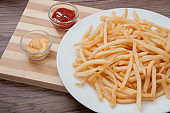 French Fries Madness!!!