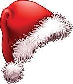 santa hat symbol