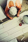 Mason marking tiles