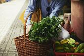 Buying celery