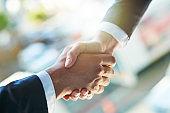 Building business links