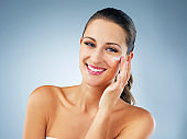 She loves the results she gets from pampering her skin