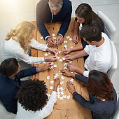 Problem-solving can be sped up with a team effort