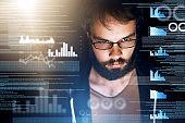 Analysing the source code