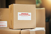 Fragile contents inside