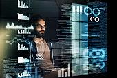 Scouring through reams of data