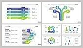Seven Recruitment Slide Templates Set