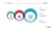 Free Circles Plan Slide Template