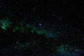 Stars and galaxy outer space sky night universe