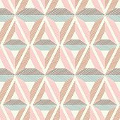 Seamless background with abstract geometric pattern. Scribble texture. Textile rapport.