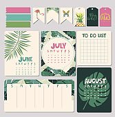 summer planner