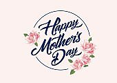 Mother's day greetings template