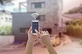 Internet of things using smartphone