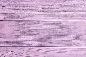 Pink-violet wooden texture background. Organic timber texture background