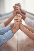 Teamwork and unity