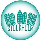 Old Town of Stockholm, Sweden