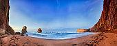 GOR Beach 2 apostles Vert Pan